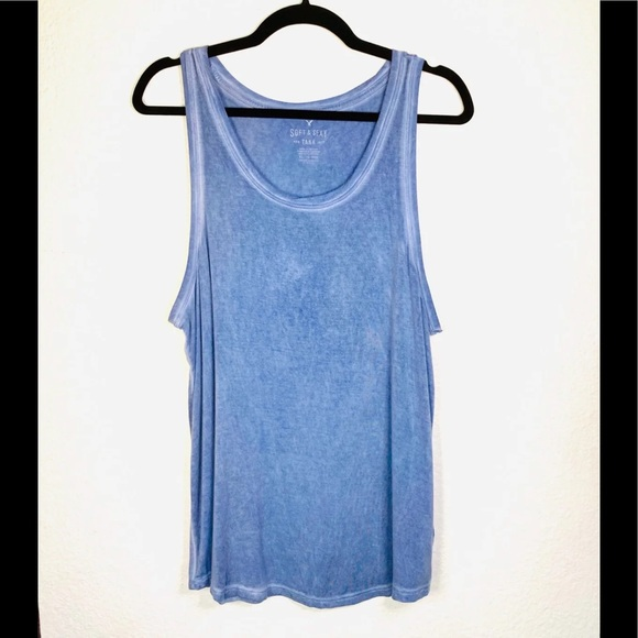 American Eagle Outfitters Tops - AMERICAN EAGLE SOFT & SEXY TANK TOP XL